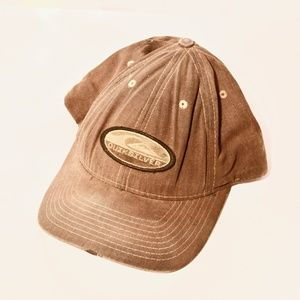 Grunge Dirty Distressed Quicksilver Snapback Hat